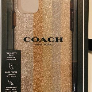 Coach New York IPhone 11 protective case